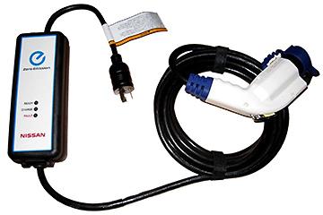 Штатное зарядное устройство Nissan Leaf