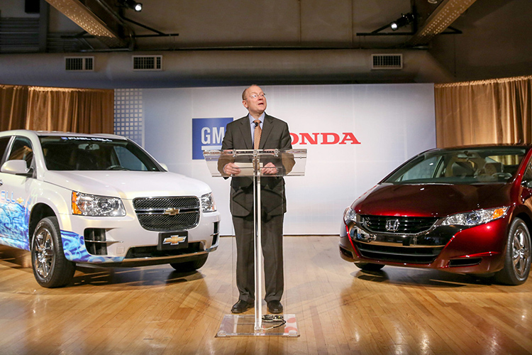 General Motors и Honda