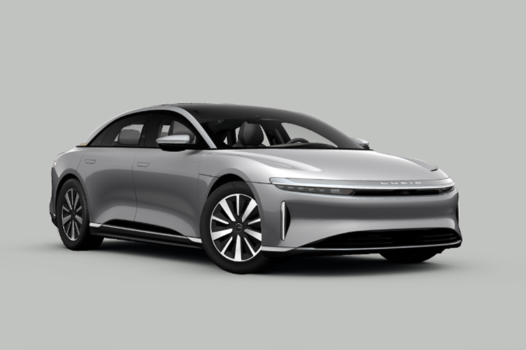 Lucid открыла приём заказов на самую доступную версию электрического седана Air