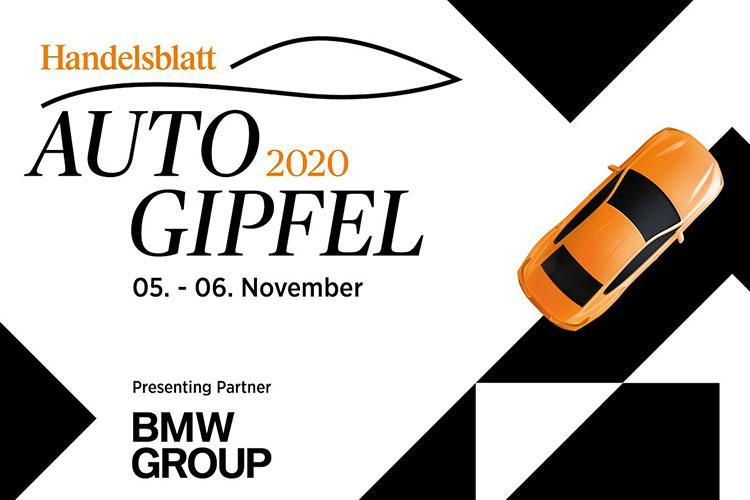 Handelsblatt Auto Gipfel 2020