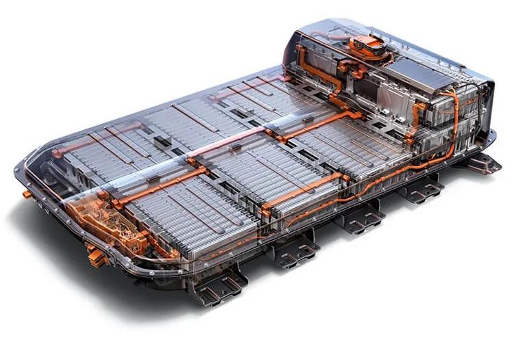 Батарея Chevrolet Bolt