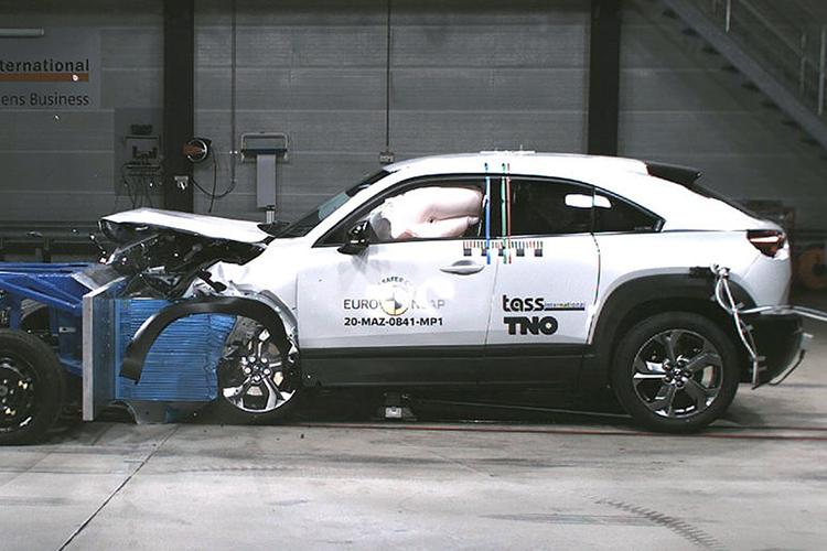 Mazda MX-30 Euro NCAP