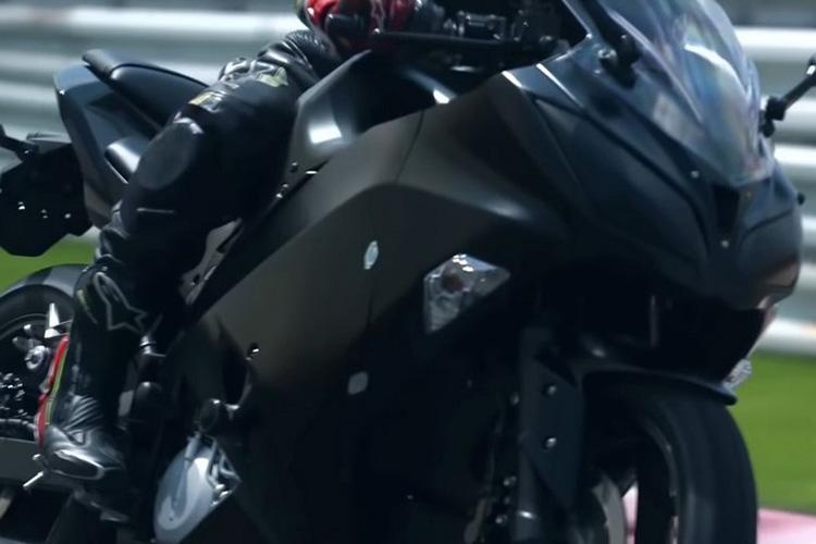 Kawasaki представила гибридную силовую установку для мотоциклов