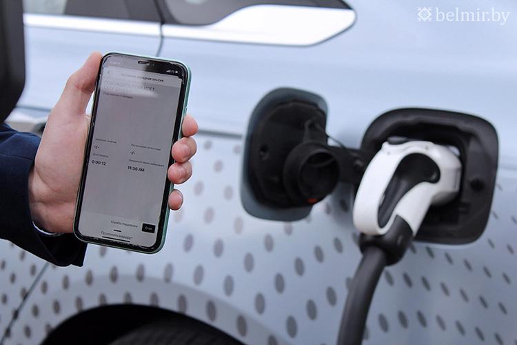 С 1 января вводится плата за зарядку электромобилей на ЭЗС Malanka