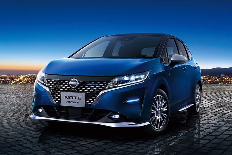 Nissan Note Autech