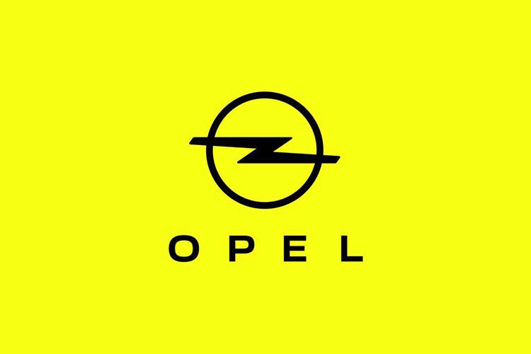 Opel показал новые логотип, шрифт и цвет