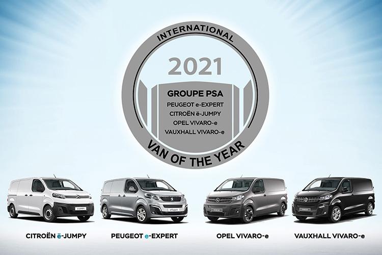 победители конкурса «Международный фургон года 2021»