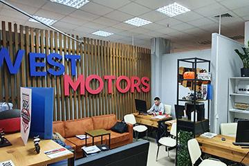 WestMotors - поиск и доставка электромобилей из США