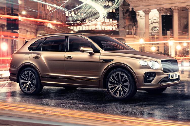 Bentley Bentayga Hybrid PHEV