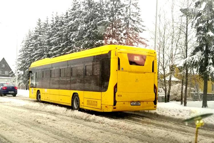 электробус E321 Ольгерд