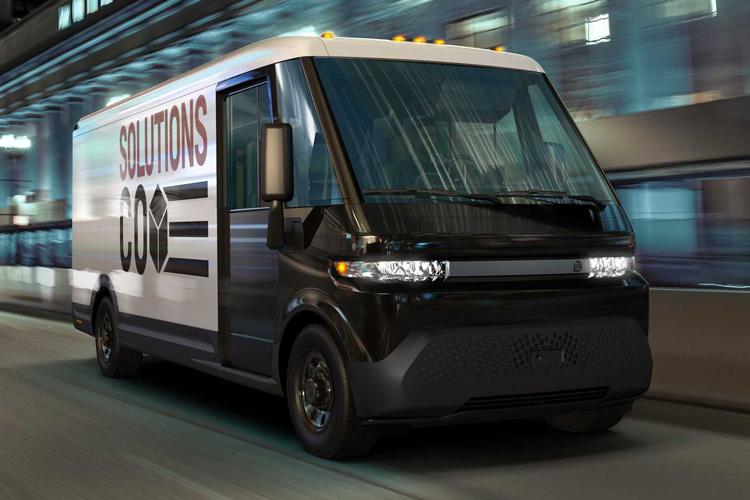 General Motors BrightDrop EV600
