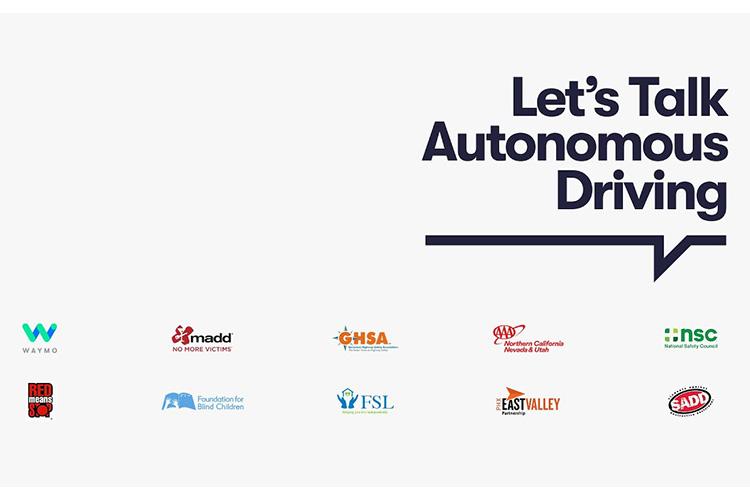 Lets Talk Autonomous Driving