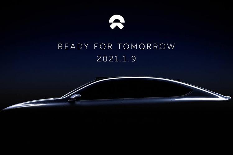 NIO Day 9 января 2021