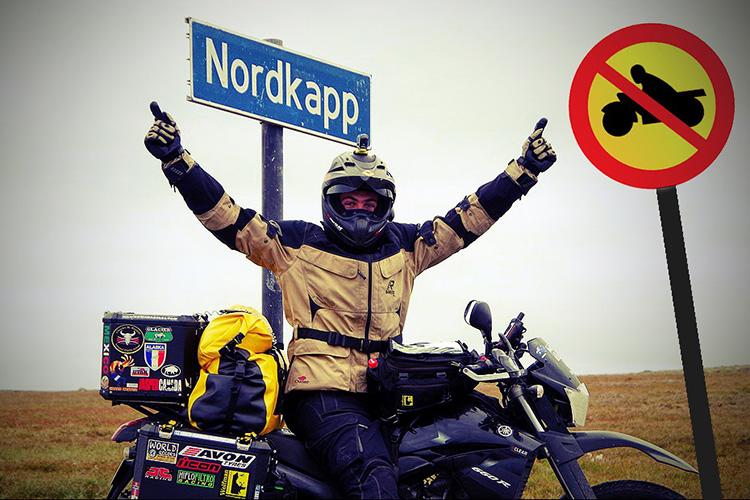 Правительство Норвегии хочет запретить въезд в страну на мотоциклах к 2025 году