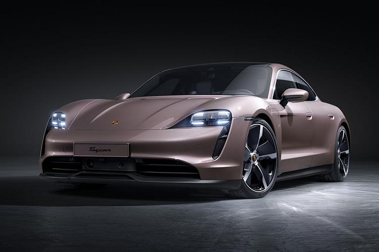 Porsche Taycan заднеприводная версия