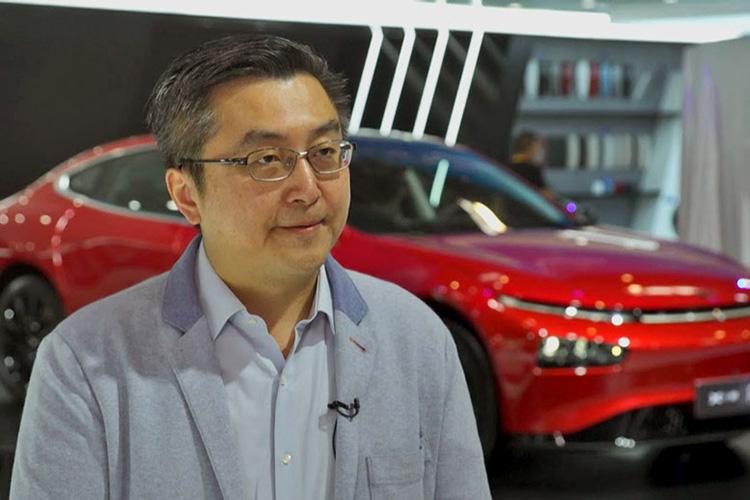 Брайана Гу, Xpeng Motors