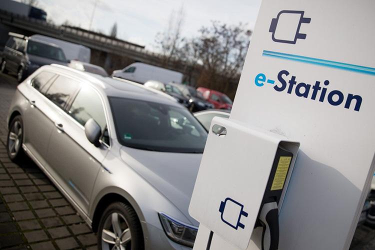 e-station зарядные станции
