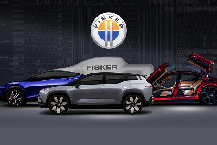 Fisker четыре модели электромобилей