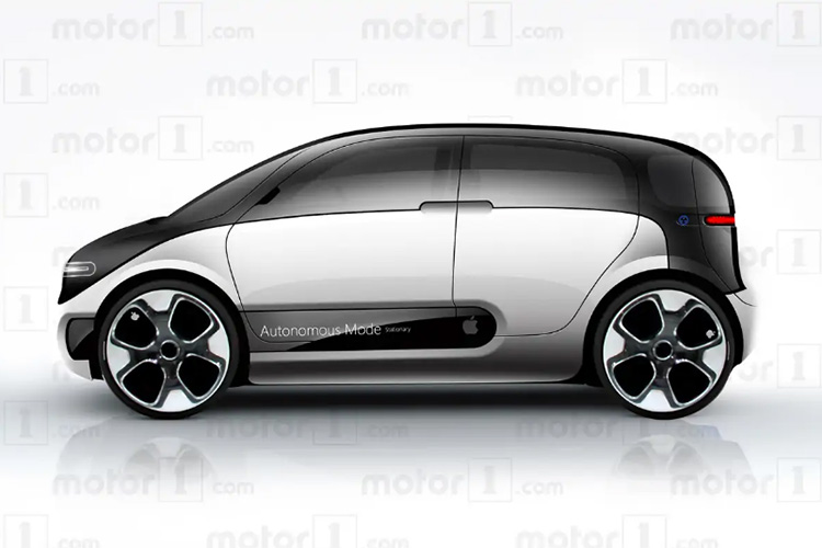 iCar рендер Motor1