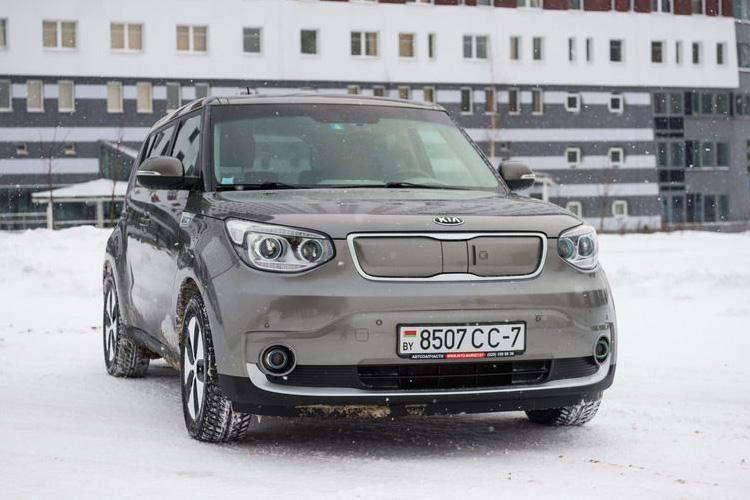 Kia Soul EV в Минске