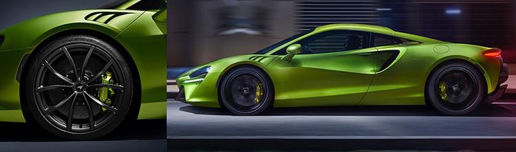 McLaren Artura колеса диски