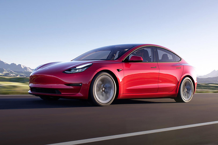 Tesla Model 3 самый продаваемый электрокар