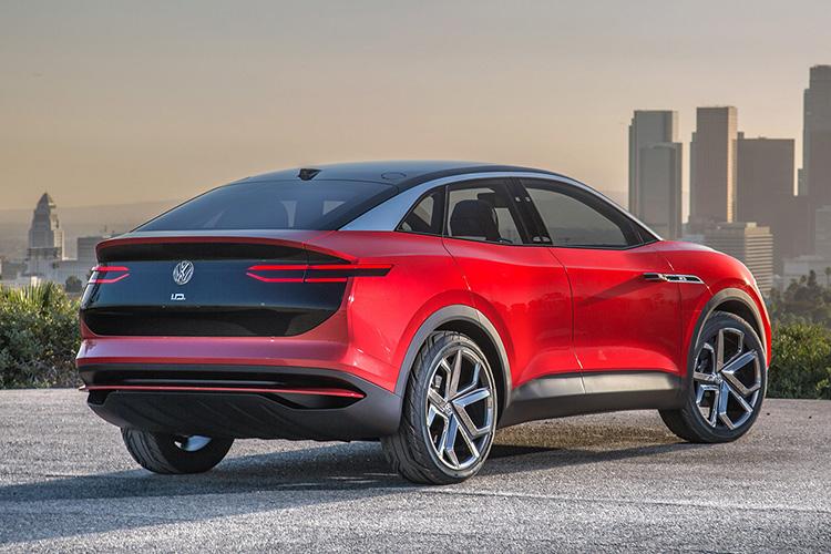 Volkswagen I.D. Crozz концепт