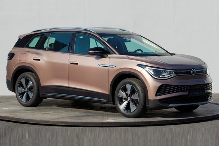 SAIC Volkswagen ID.6 X
