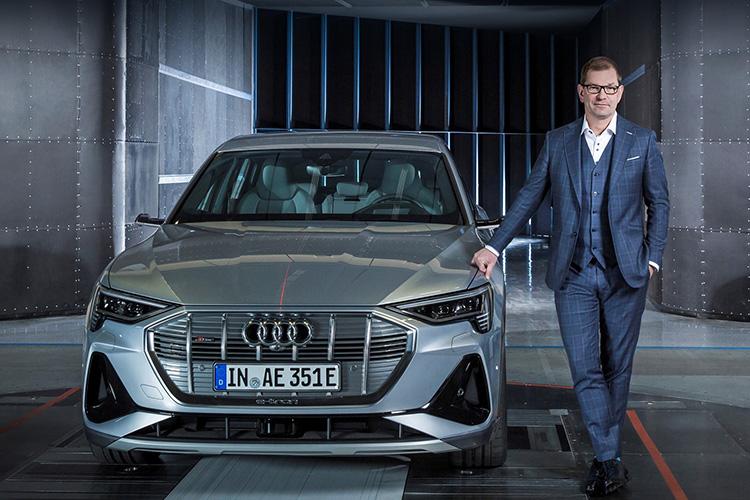 генеральный директор Audi Маркус Дуйсманн
