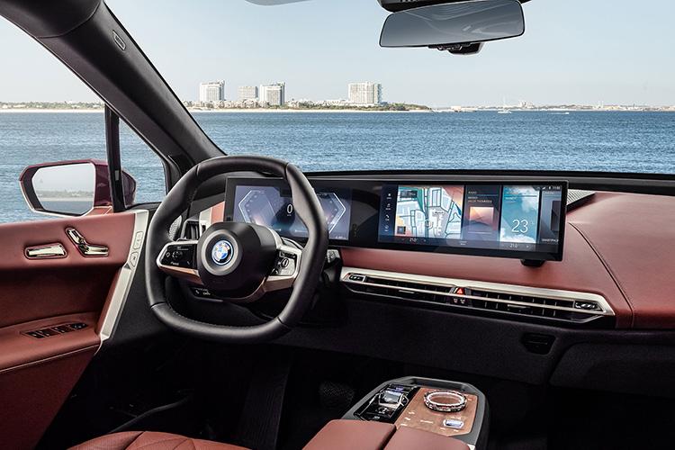 BMW представила комплекс iDrive 8