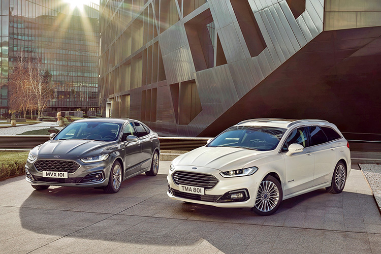 Ford Mondeo 2021