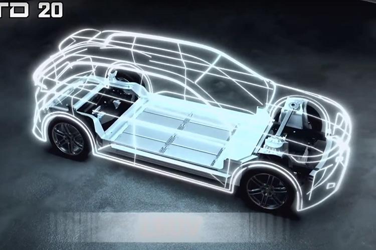 Foxconn платформа для электромобилей