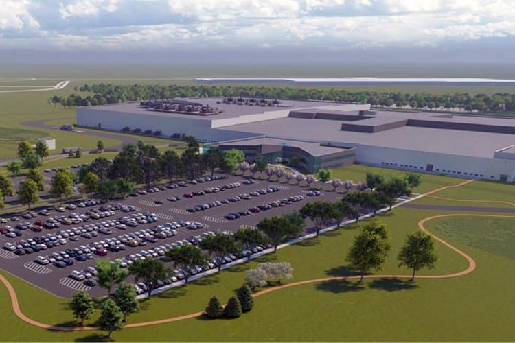 General Motors с LG завод по производству батарей в США