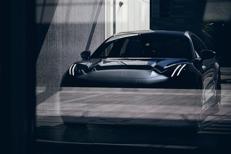 Lynk & Co Zero EV
