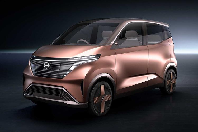 Nissan IMk концепт 2019