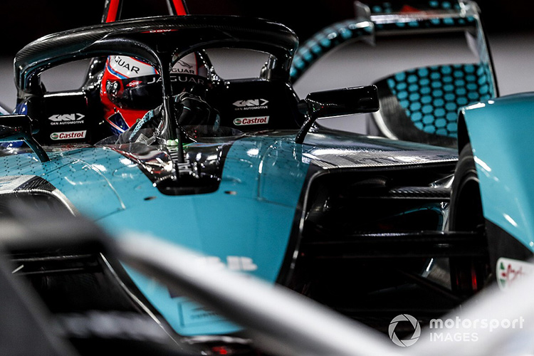 Сэм Берд, Panasonic Jaguar Racing, Jaguar I-Type 5