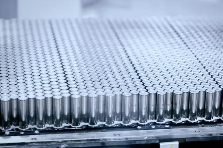 Tesla аккумуляторы 18650