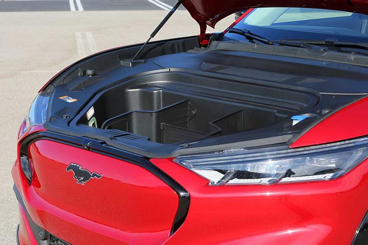 Ford Mustang Mach-E франк передний багажник