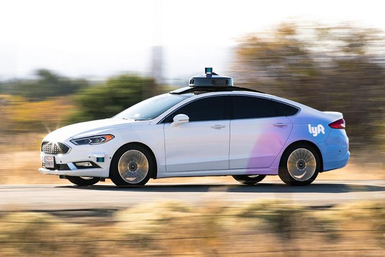 Lyft беспилотный автомобиль