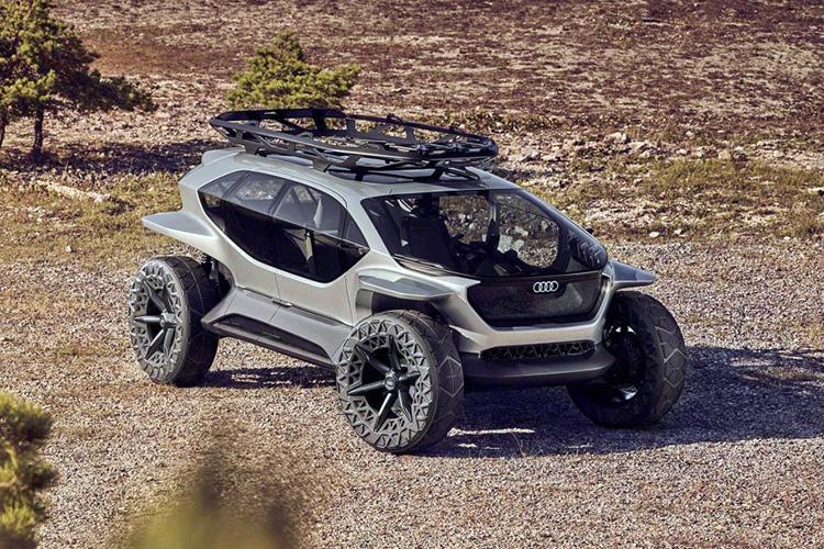 Audi Dakar SUV