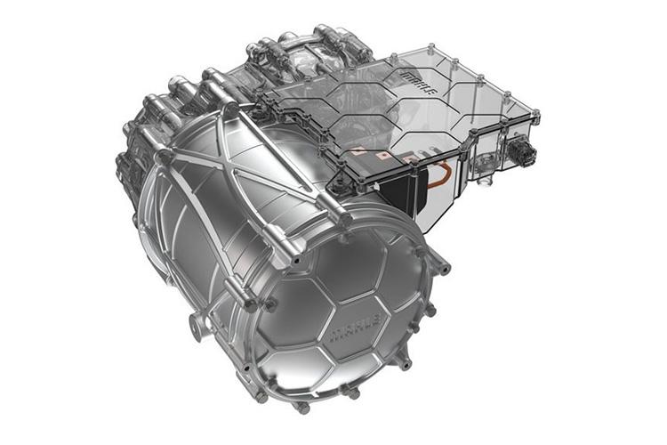 Mahle электродвигатель без постоянных магнитов