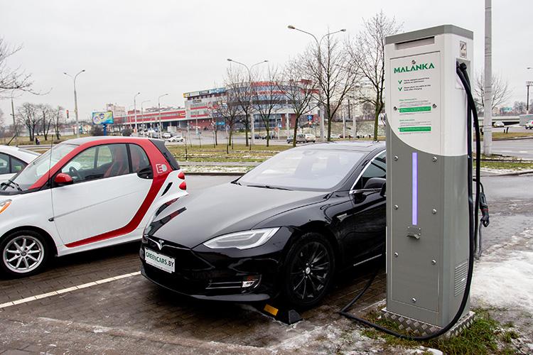 Malanka Tesla Model S Greencars