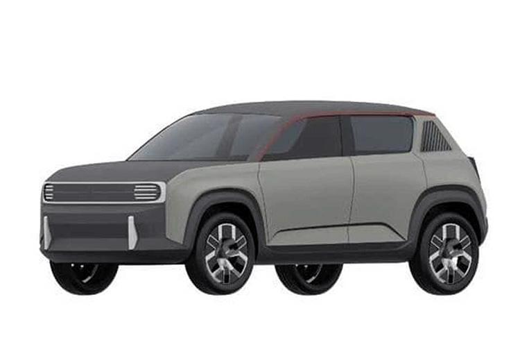 Renault запатентовал внешность и имя электрокара 4Ever