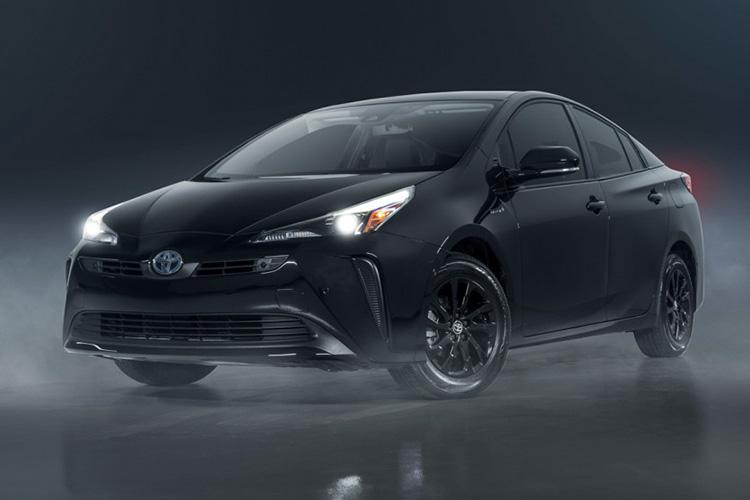 Toyota Prius Nightshade