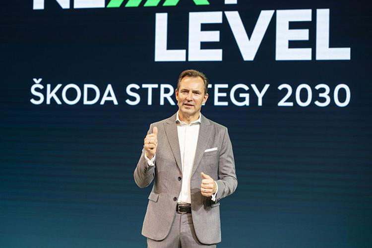 Томас Шефер стратегия развития Skoda до 2030 года