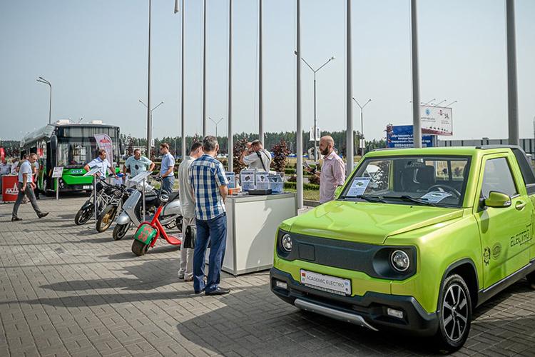 День электротранспорта Беларусь Великий камень