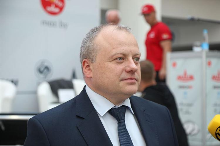 первый заместитель министра промышленности Сергей Гунько