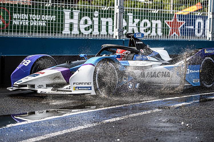 Максимилиан Гюнтер, BMW i Andretti Motorsport, BMW iFE.21