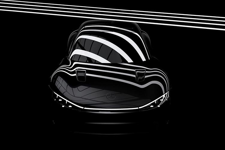 Mercedes–Benz EQXX концепт