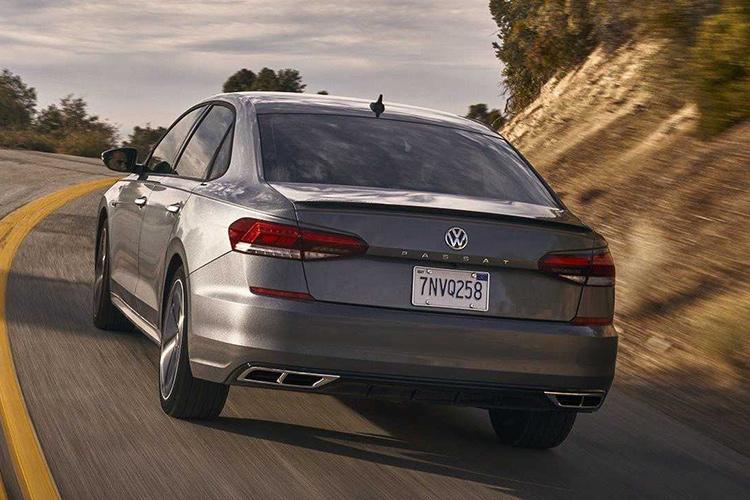 Volkswagen Passat США
